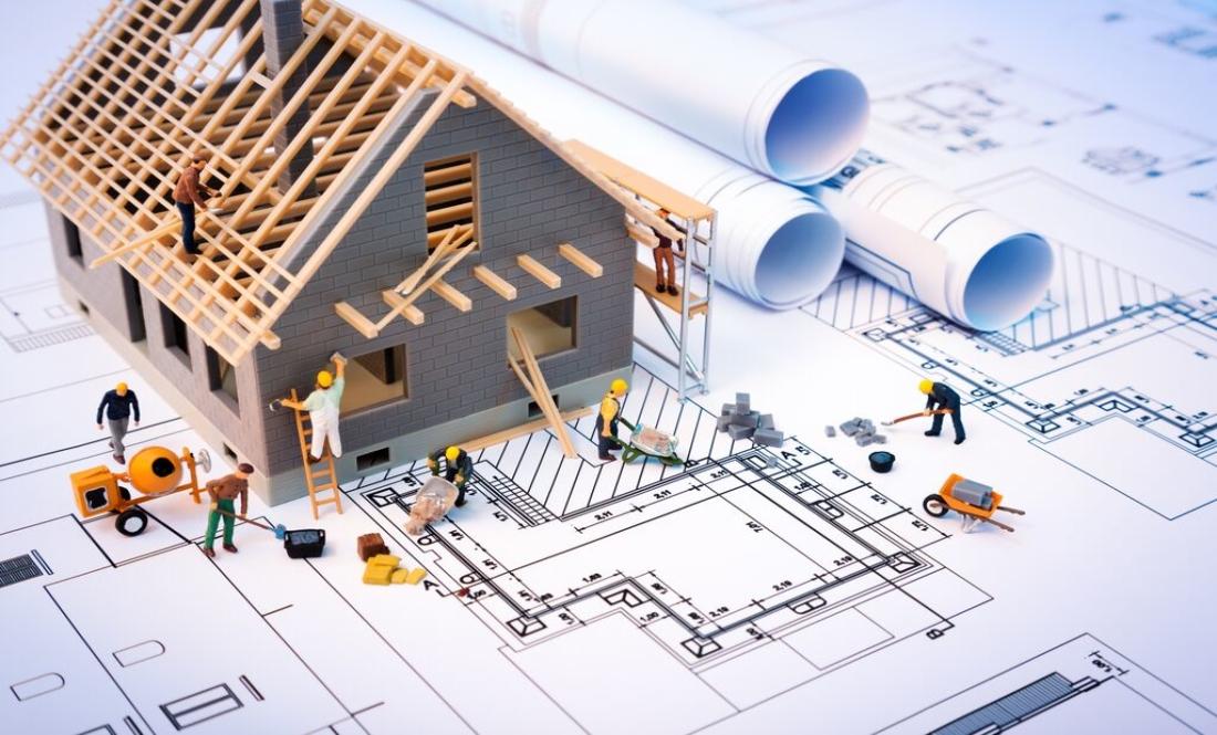 Дизайн строительство