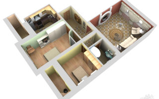 Процедура раздела квартиры на доли