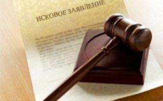 Правила составления иска о признании имущественного права на землю