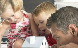 Процедура регистрации ребенка по месту прописки отца