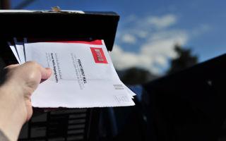 Оформление доверенности на получение почты или посылки
