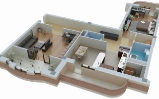 Что собой представляет перепланировка квартиры, как законно провести операцию