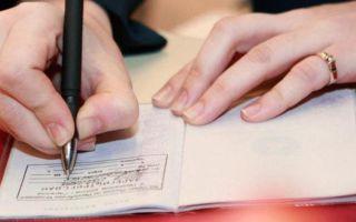 Регистрация граждан по месту жительства и по месту пребывания в РФ