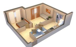 Перепланировка ипотечной квартиры: что можно, и что нельзя