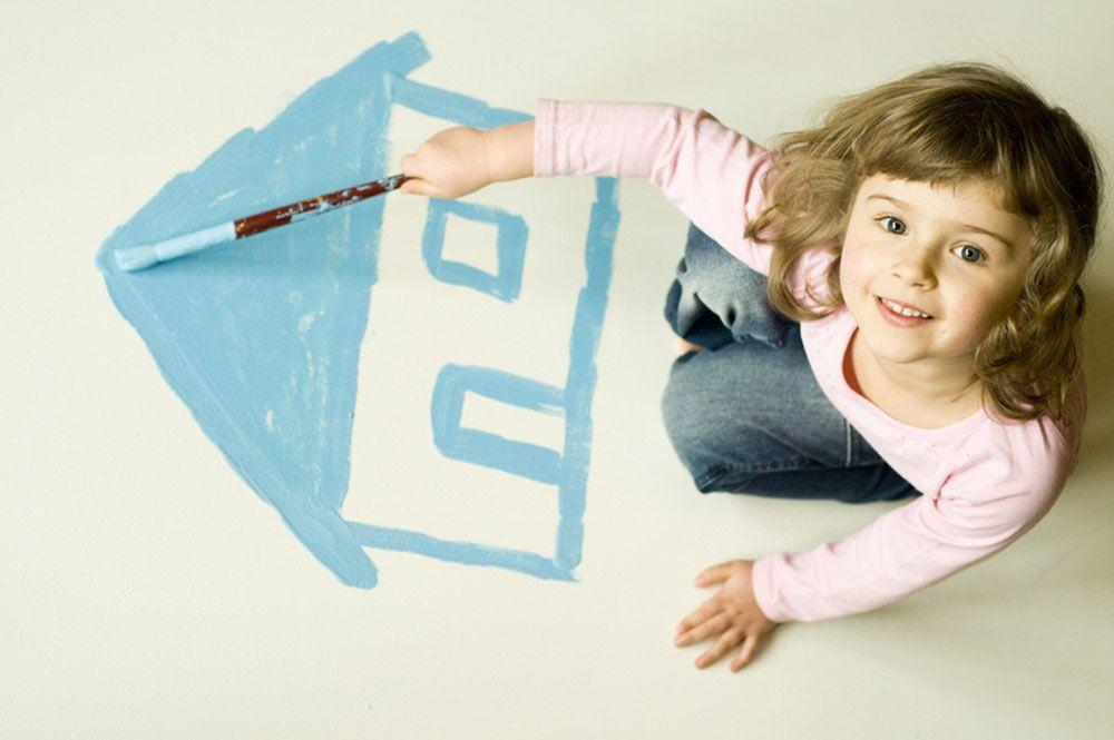 можно ли оформить дарственную на несовершеннолетнего ребёнка