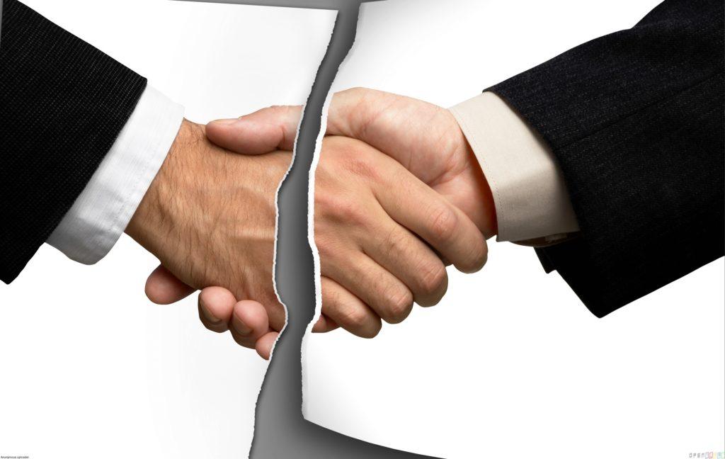 Отмена договора дарения: расторжение, можно ли расторгнуть
