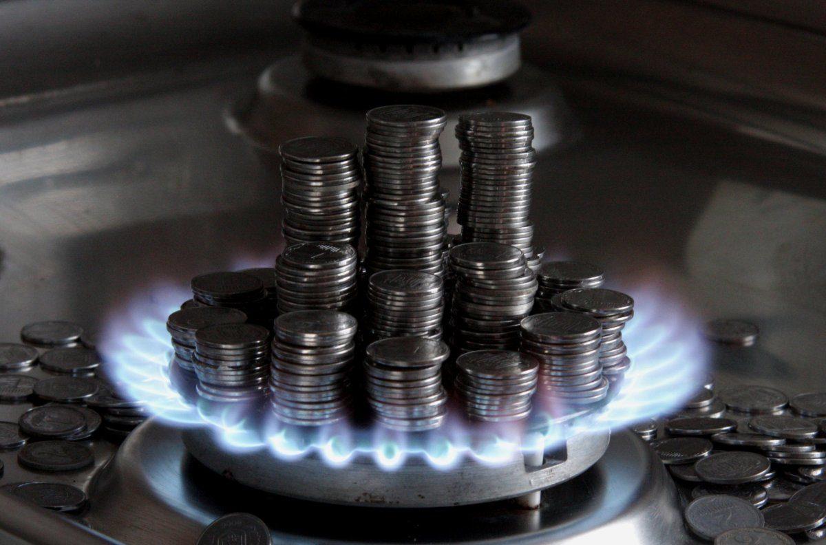 Газ и монеты