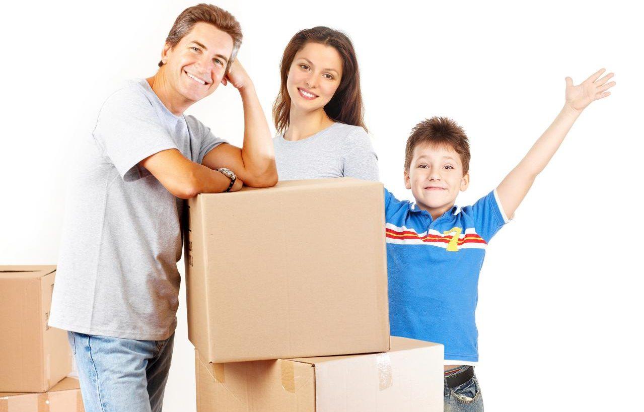 Новая квартира молодой семье