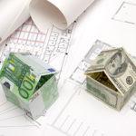 два дома из денег