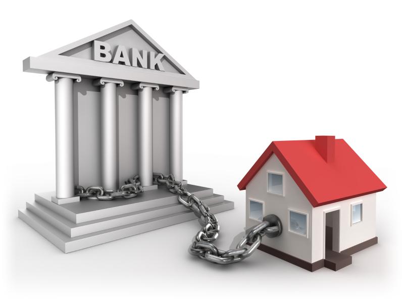 дом и банк
