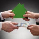 передача дома и денег
