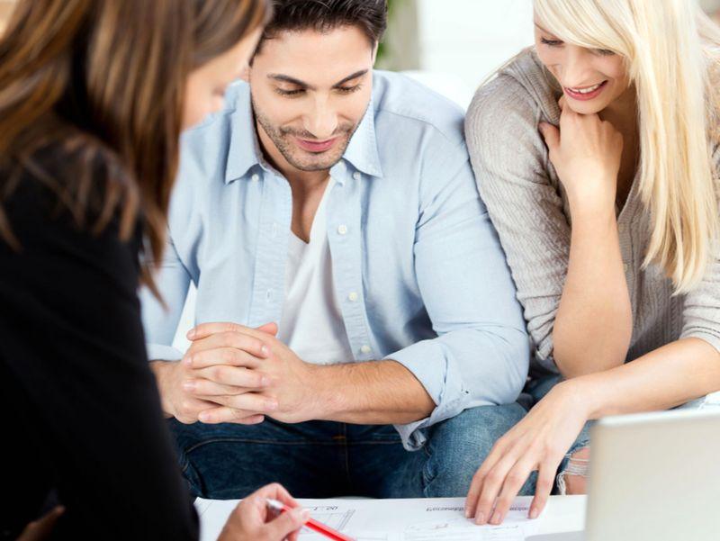 Получение в кредит недвижимого имущества