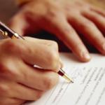 Составление расписки на задаток при покупке квартиры