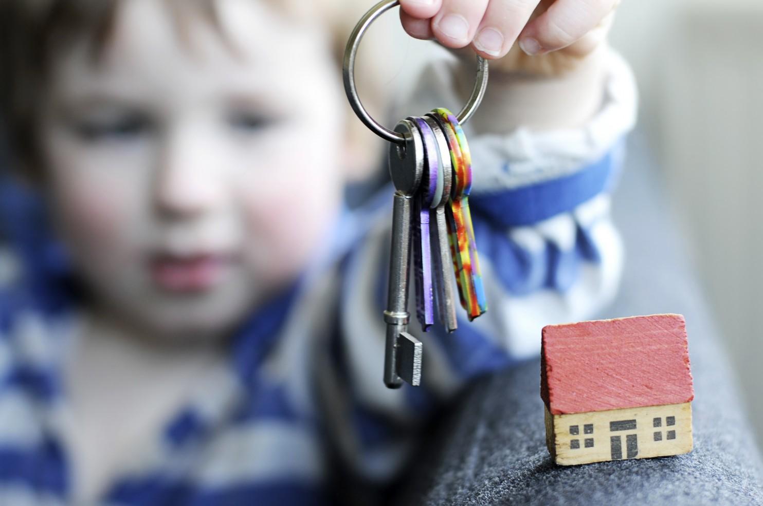 покупка недвижимости несовершеннолетним