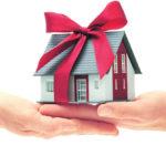 Не нужно согласие супруга, если квартира получена в дар