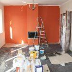 Подготовка комнаты к продаже