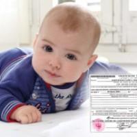 Процедура прописки новорожденного ребенка: необходимые документы